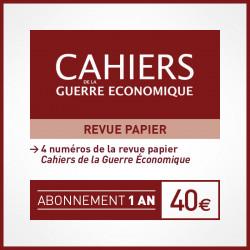 Abonnement 1 an - Cahiers...